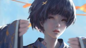 Fantasy Girl 3697x2062 wallpaper