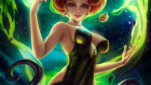 The Little Mermaid Disney Princesses Mermaids Redhead Fictional Character Fantasy Girl Underwater Bl 3532x5000 Wallpaper