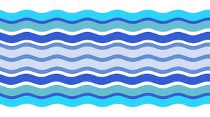 Artistic Digital Art Distortion Blue White 1920x1080 Wallpaper