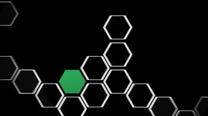 Hexagon 3840x1024 Wallpaper
