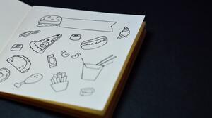 Book Drawing 6016x4000 Wallpaper