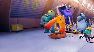 Tylor Tuskmon Fritz Monsters Inc Val Little Monsters Inc Cutter Monsters Inc Duncan Monsters Inc Mon 3840x2160 Wallpaper