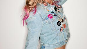Taylor Swift Women Singer Blonde Long Hair Blue Eyes Legs 1280x1742 Wallpaper