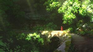 Anime Path 1920x1080 wallpaper