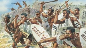 Zulu Warrior 1600x1200 Wallpaper