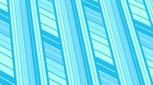 Gradient Blue Lines Geometry 1920x1080 Wallpaper