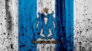 Emblem Logo Olympique De Marseille Soccer 3840x2400 Wallpaper