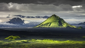Iceland Landscape Mountain Nature 3840x2160 Wallpaper