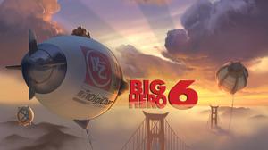 Movie Big Hero 6 2048x1270 wallpaper