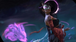 Fantasy Women Warrior 4096x2438 Wallpaper