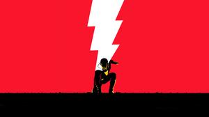 Shazam Dc Comics 5120x2880 wallpaper