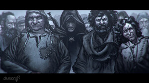 Division48 Studio Hoods Geralt Of Rivia The Witcher The Witcher 3 Wild Hunt Screen Shot Video Games  1920x1080 wallpaper