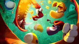 Rayman 3840x2160 Wallpaper