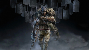 Ghost Recon Breakpoint Tom Clancys Ghost Recon Breakpoint War Game Art Video Game Art Weapon Friends 1920x1080 Wallpaper