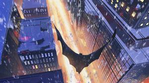 Batman Dc Comics Gotham City 3840x2294 wallpaper