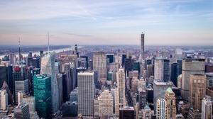 Man Made New York 3840x2400 wallpaper
