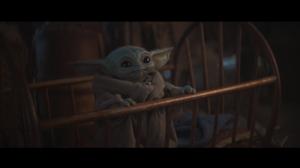 The Mandalorian Star Wars Yoda Baby Yoda Tv Series Movie Scenes Space Science Fiction 1920x1080 Wallpaper