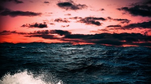 Sea Sky Nature 1920x1282 Wallpaper
