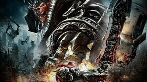 Darksiders 2560x1600 Wallpaper
