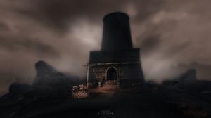 The Elder Scrolls Skyrim Lighthouse 1920x1080 Wallpaper