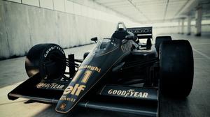 Car Vehicle Race Cars Black Cars Lotus 1920x1200 Wallpaper