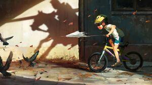 Bicycle 3000x2250 Wallpaper