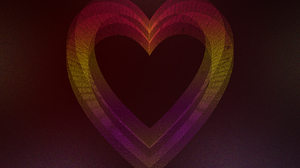 Colorful Heart 3000x2000 Wallpaper