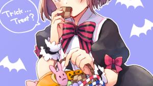 Magical Girls Pretty Cure Healin Good Precure Anime Girls Halloween 2320x3435 Wallpaper