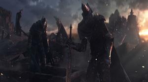 Abyss Watcher Dark Souls Dark Souls Iii 1920x1080 Wallpaper