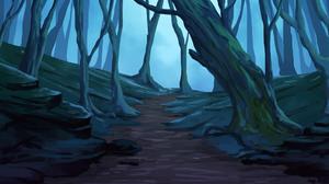 Forest 6600x4000 Wallpaper