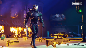 Video Game Fortnite 3840x2160 Wallpaper