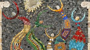 Artistic Mosaic 1920x1408 Wallpaper