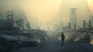 Sci Fi Post Apocalyptic 2538x1080 Wallpaper