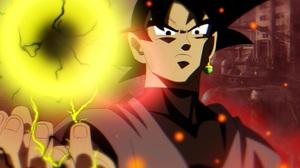 Black Goku 2500x1724 wallpaper
