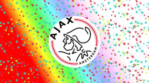 Afc Ajax Emblem Logo Soccer 2560x1440 Wallpaper