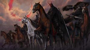 Katana Horse 1920x1080 wallpaper