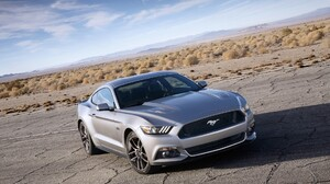 2015 Ford Ford Mustang GT 1920x1080 Wallpaper