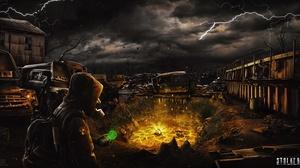 Post Apocalyptic 4157x2222 Wallpaper