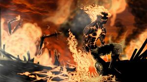 Brand League Of Legends Fire 1920x1080 Wallpaper