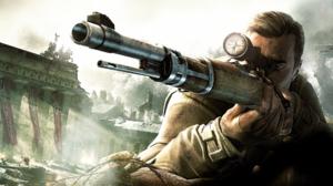Video Game Sniper Elite V2 1920x1080 Wallpaper