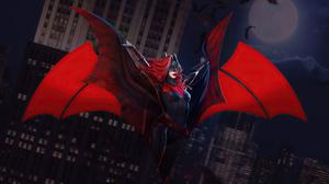 Batwoman Dc Comics Kate Kane 3840x2160 Wallpaper