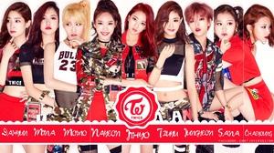 Twice Band 2560x1440 wallpaper