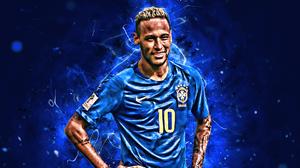 Brazilian Footballer Neymar Soccer 2880x1800 Wallpaper