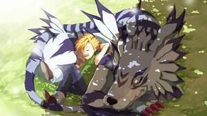 Anime Games Digimon 1920x1080 wallpaper