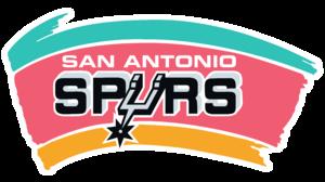 Crest Emblem Logo Nba San Antonio Spurs 3840x2160 Wallpaper