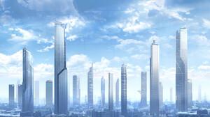 Skyscraper 1920x1254 Wallpaper