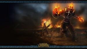 Brand League Of Legends 1920x1080 Wallpaper