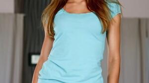 Women Model T Shirt 900x1350 Wallpaper