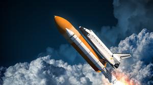 Vehicles Space Shuttle 5800x4200 wallpaper