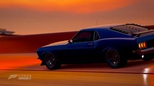 Car Ford Mustang Boss 302 Forza Horizon 3 Video Game 1920x1080 Wallpaper